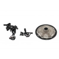 TRW2 1x11 speed mini-groupset